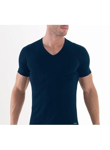 Blackspade Erkek T-Shirt Lacivert